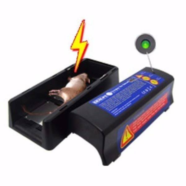 Idealife - Electronic Rat Zapper - Perangkap Tikus Elektrik - Il-2900