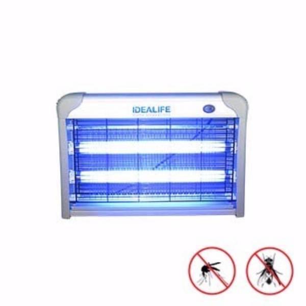 Idealife Pest Control Lamp 2 X 10watt - Lampu Pengendali Hama 2x10wat - Il20w2
