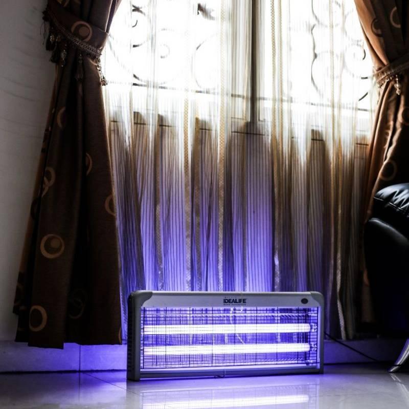 Idealife Pest Control Lamp 2 X 20watt - Lampu Pengendali Hama 2x20wat - Il-40w1