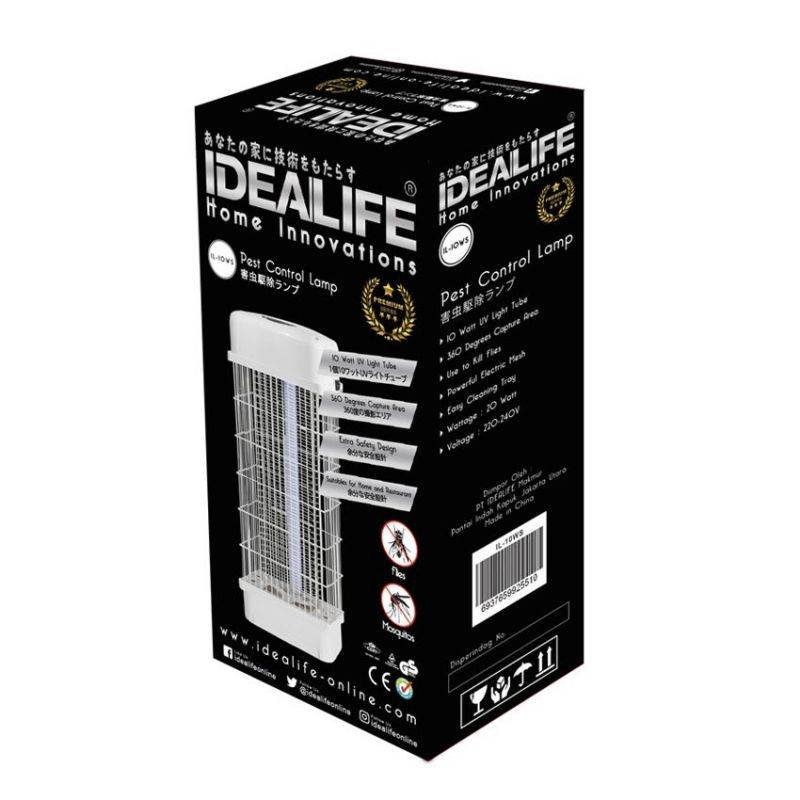 Idealife - Insect Killer Lamp - Lampu Pembunuh Hama - Il-10ws (1x10w)1