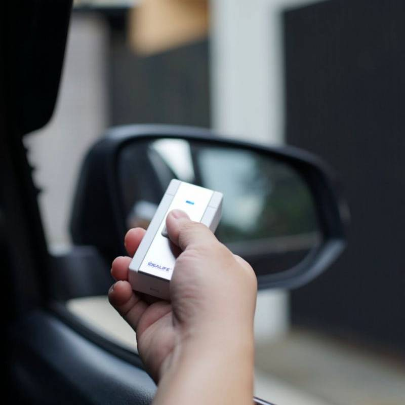 Idealife - Dc Wireless Doorbell - Bel Pintu Listrik (il-302) (2 Remote)1