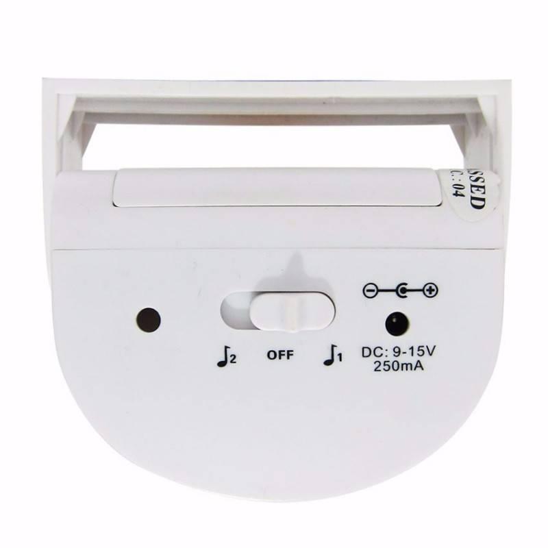 Idealife - Motion Sensor Doorbell - Bell Pintu Sensor Gerak - Il-3061