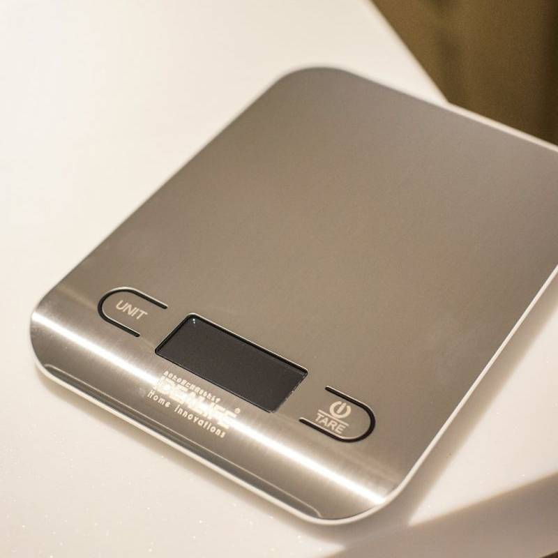 Idealife - Digital Kitchen Scale – 5kg/1gr - Timbangan Kue 5kg/1gr - Il–211se1