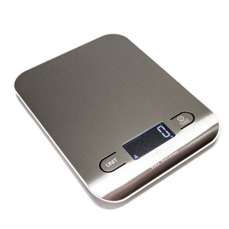 Idealife - Digital Kitchen Scale – 5kg/1gr - Timbangan Kue 5kg/1gr - Il–211se2