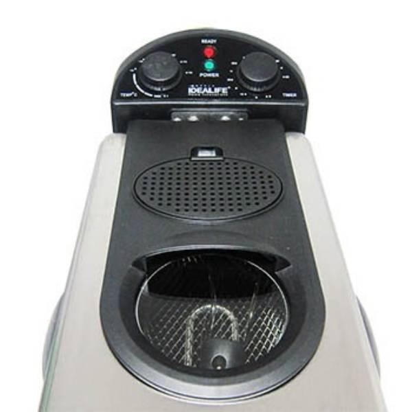 Idealife - Deep Fryer - Penggorengan Elektrik 4.0 Litre (il-200df)2
