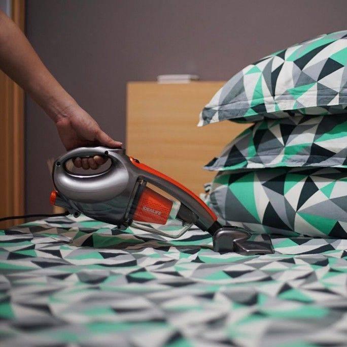 Idealife - Mini Vacuum Cleaner - Penyedot Debu (il-130s)1