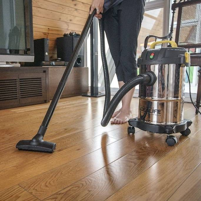 Idealife - Wet & Dry Vacuum Cleaner - Penyedot Debu (il-150v)