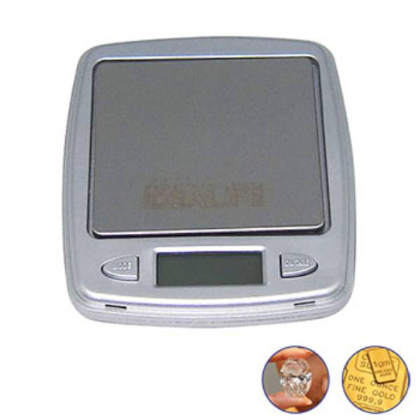 Idealife - Pocket Scale - Timbangan Saku (il-500p)0