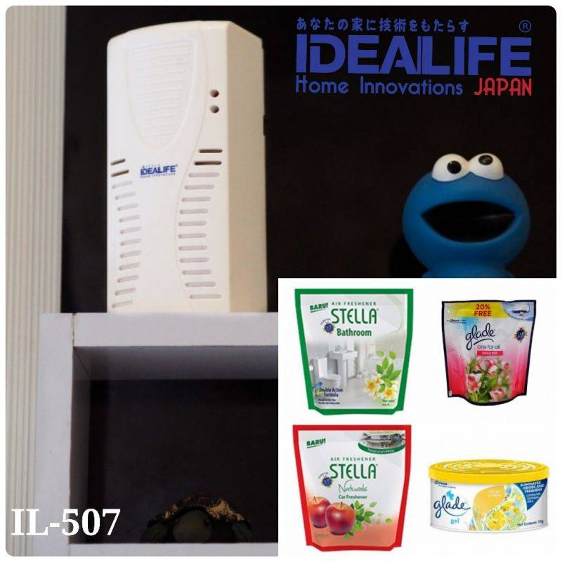 Idealife - Automatic Fragrance - Dispenser Pengharum (il-507)1