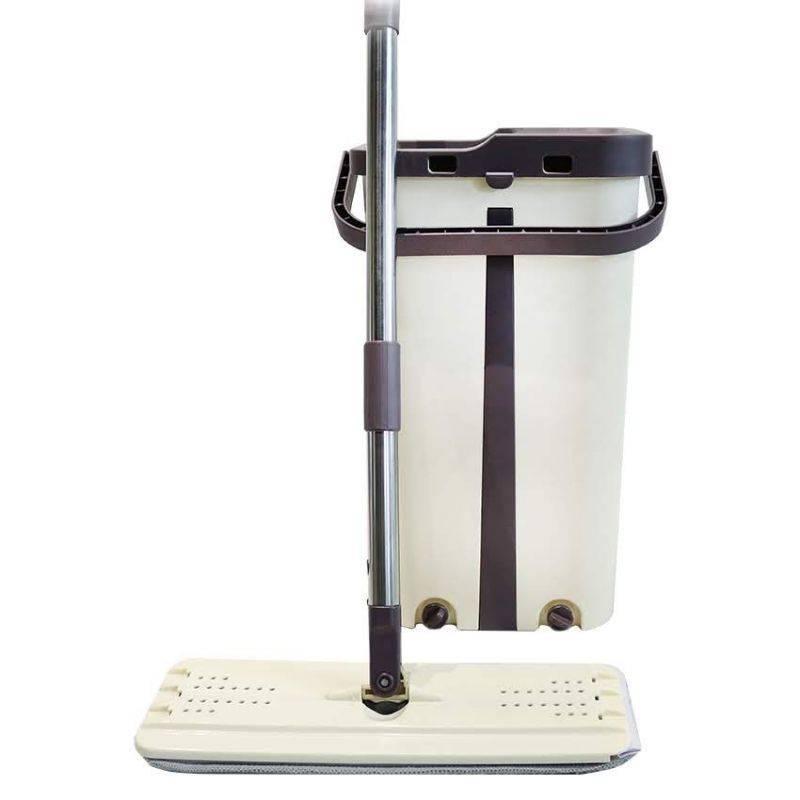 Idealife - Flat Mop - Alat Pel Lantai (il - 101)0