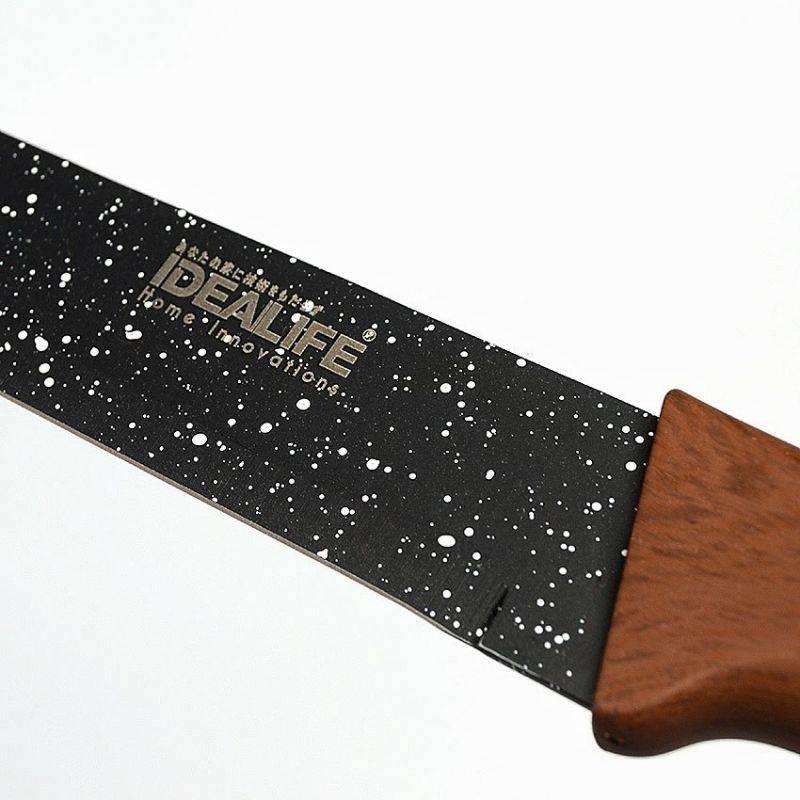 Idealife - Knife Set - Perlengkapan Pisau Dapur - Il-1613