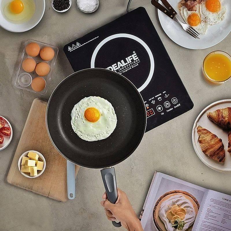 Idealife - Induction Cooker - Kompor Listrik Induksi 1 Tungku - Il-2010