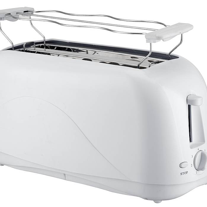 IDEALIFE - Toaster – Pemanggang Roti - 4 slice - IL–204s