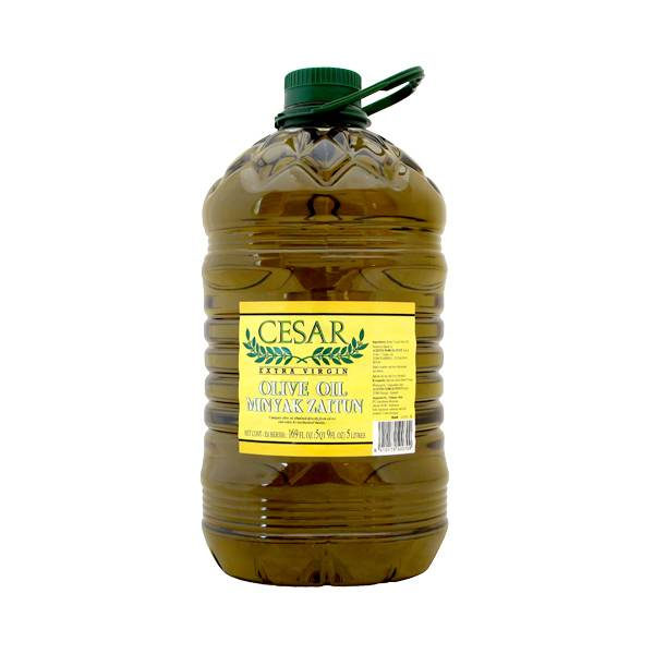 Extra Virgin Olive Oil - Cesar 5 Ltr