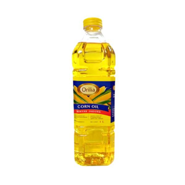 Corn Oil Orilia 1 Ltr