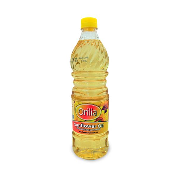 Sunflower Oil Orilia 1 Ltr