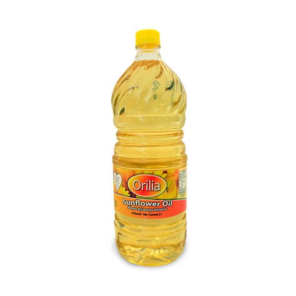 Sunflower Oil Orilia 2 Ltr
