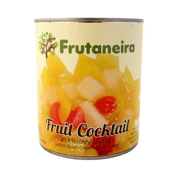 Fruit Cocktail In Syrup Frutaneira 820 Gr