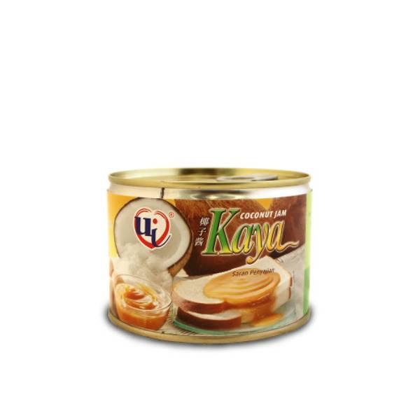 Yu-ai Coconut Jam Kaya 480 Gr