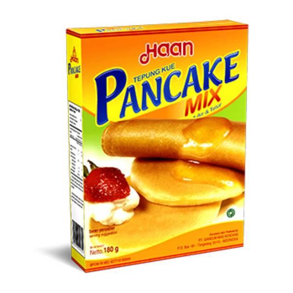 Haan-pancake Mix 180 Gr