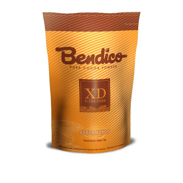 Bendico Pure Cocoa Powder Xd 1 Kg
