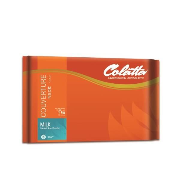 Prof Choco Couverture Milk Colatta 1 Kg0