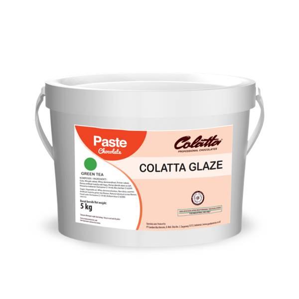Glaze Green Tea Colatta 1 Kg0