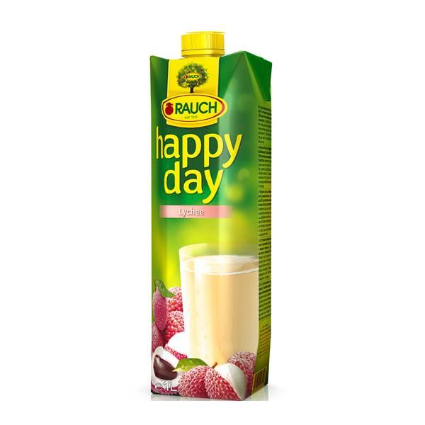 Happy Day-fruit Juice Lychee 1ltr