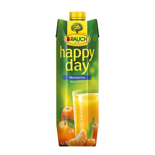 Happy Day-fruit Juice-mandarin Orange 1 Ltr