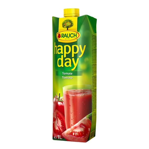Happy Day-fruit Juice Tomato 1 Ltr
