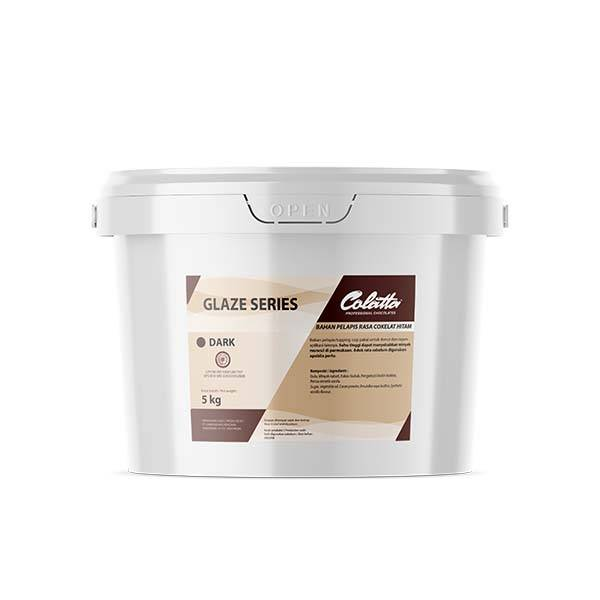 Chocofond-dark Chocolate Colatta 5 Kg