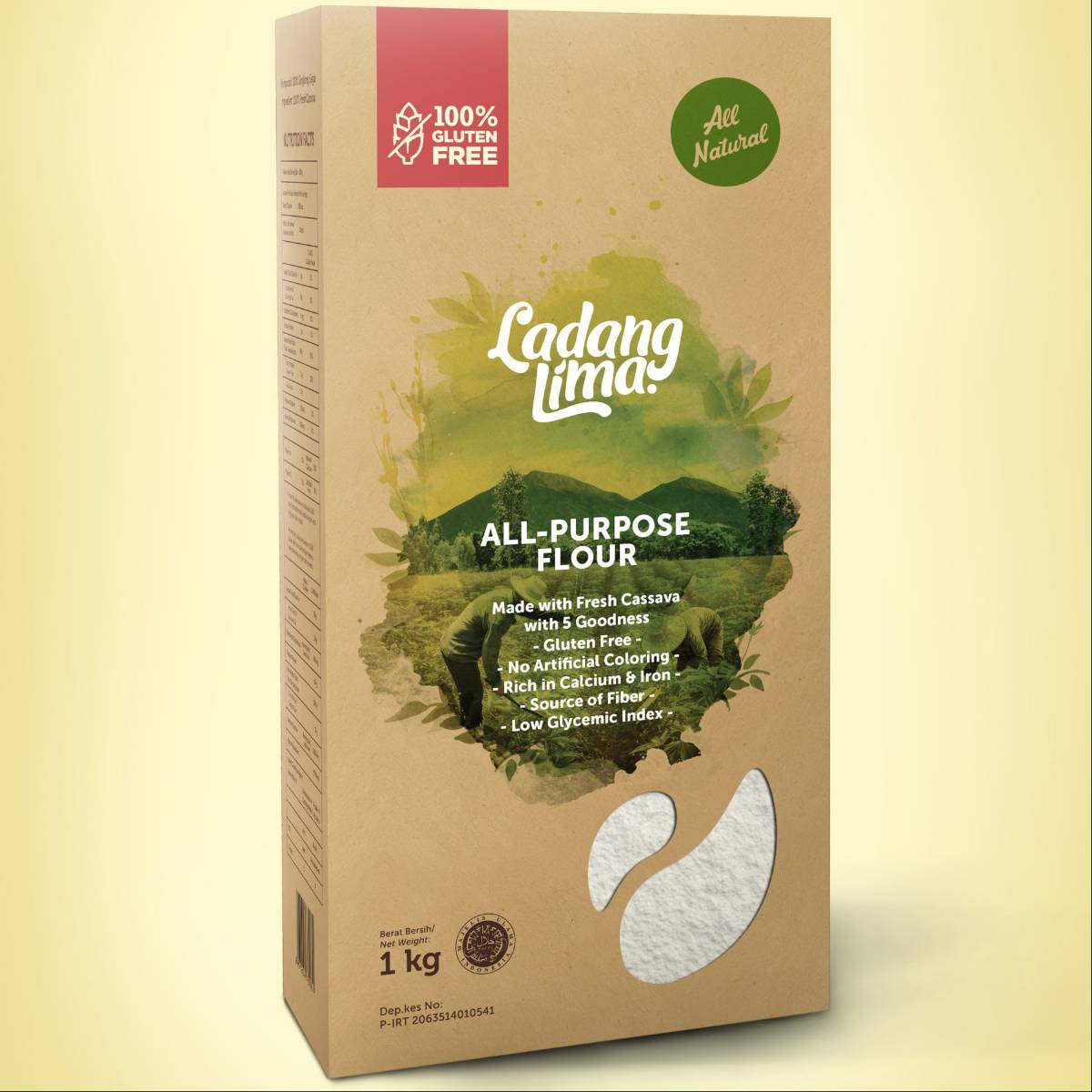 Ladang Lima Cassava Flour2