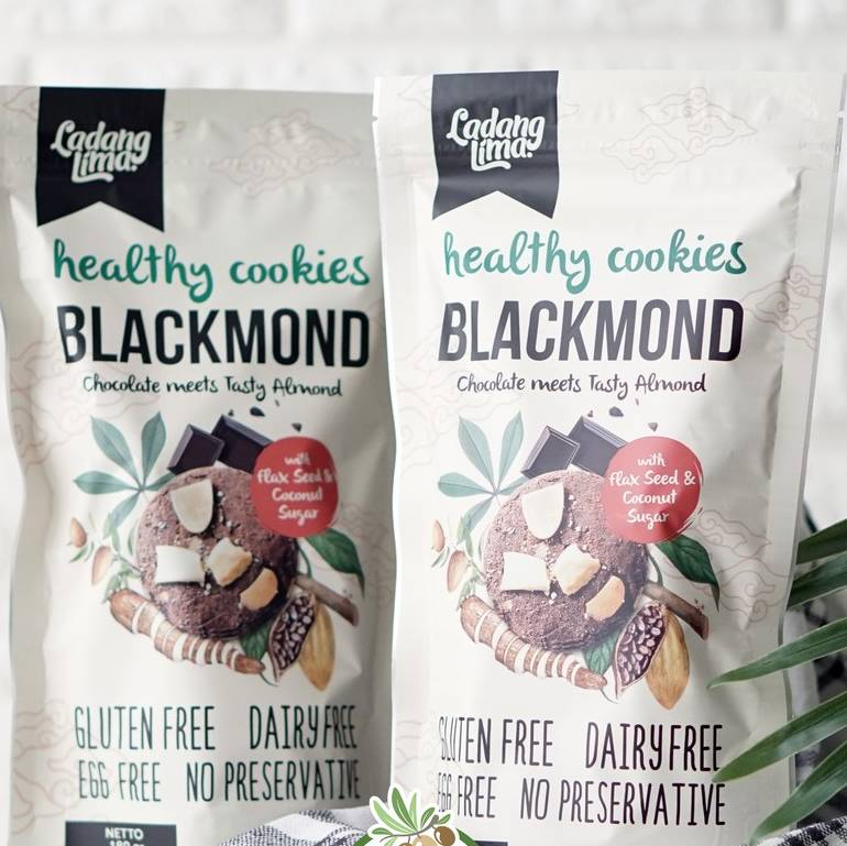 Ladang Lima Blackmond Cookies