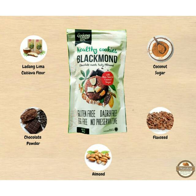 Ladang Lima Blackmond Cookies1