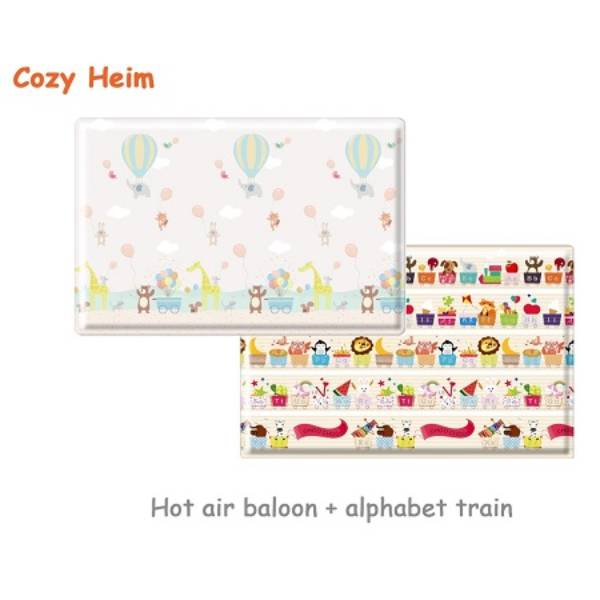 Parklon Cozy Heim Pvc Hot Air Balloon Alphabet Playmat [size M]