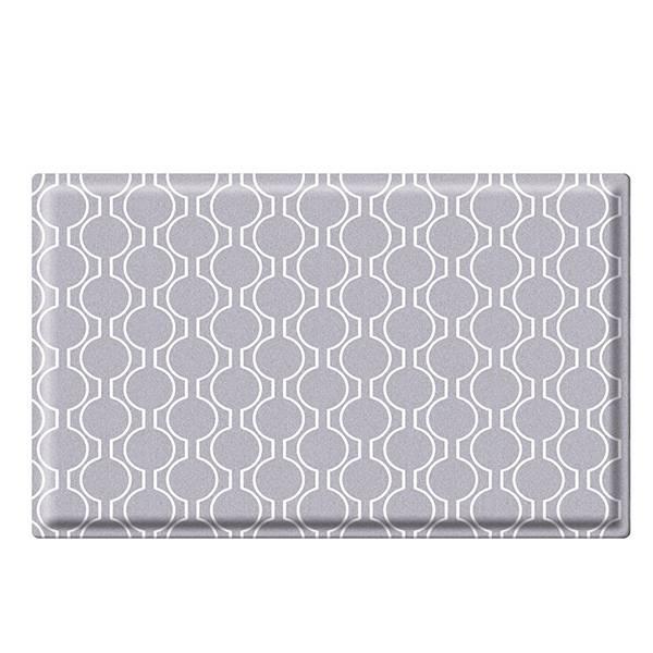 Parklon Cozy Heim Pvc Soft Mat Circle Raum Zigzag Size L [210 X 140 X 1.5]1