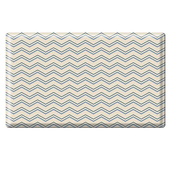 Parklon Cozy Heim Pvc Soft Mat Circle Raum Zigzag Size L [210 X 140 X 1.5]2