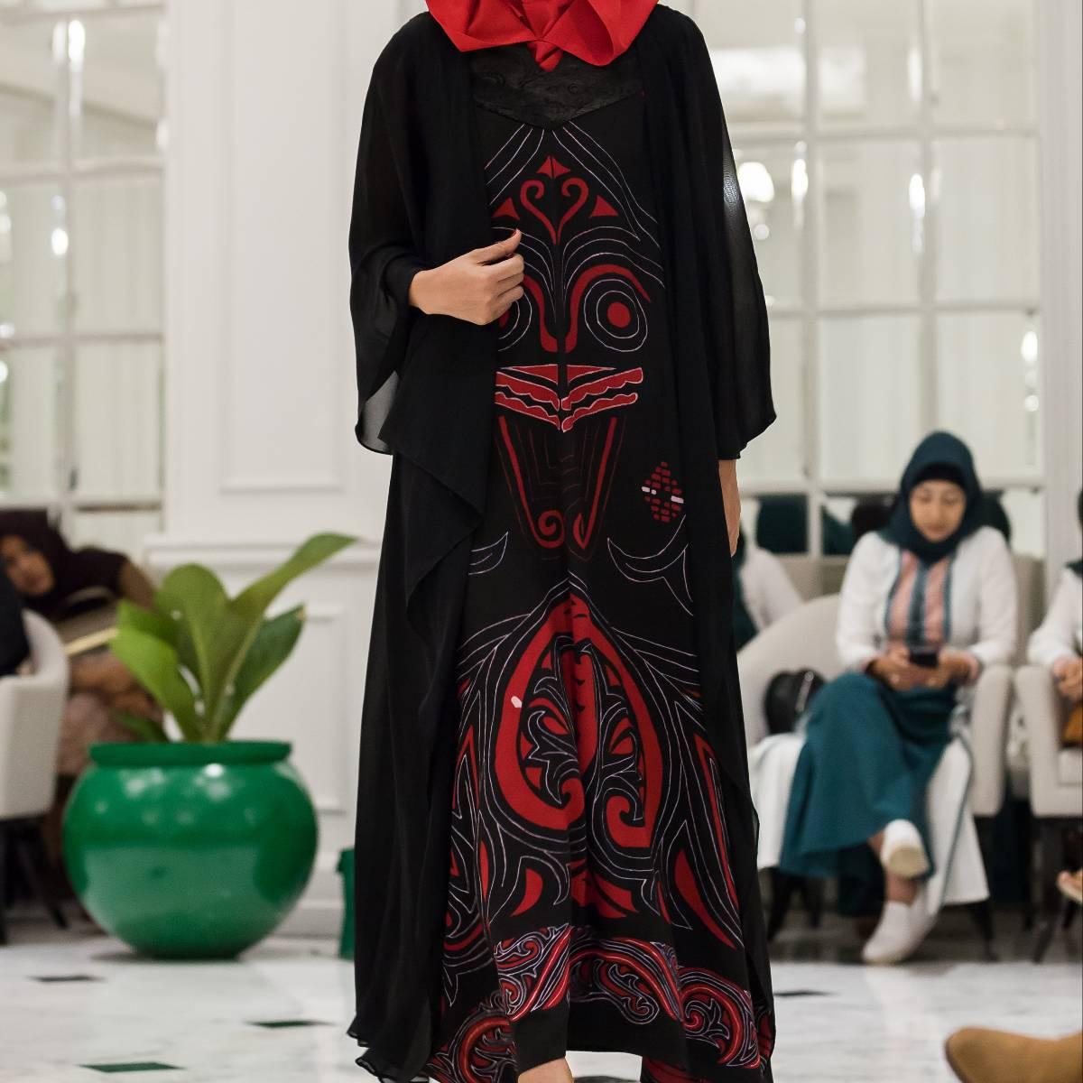 Dress Batik Gorga1
