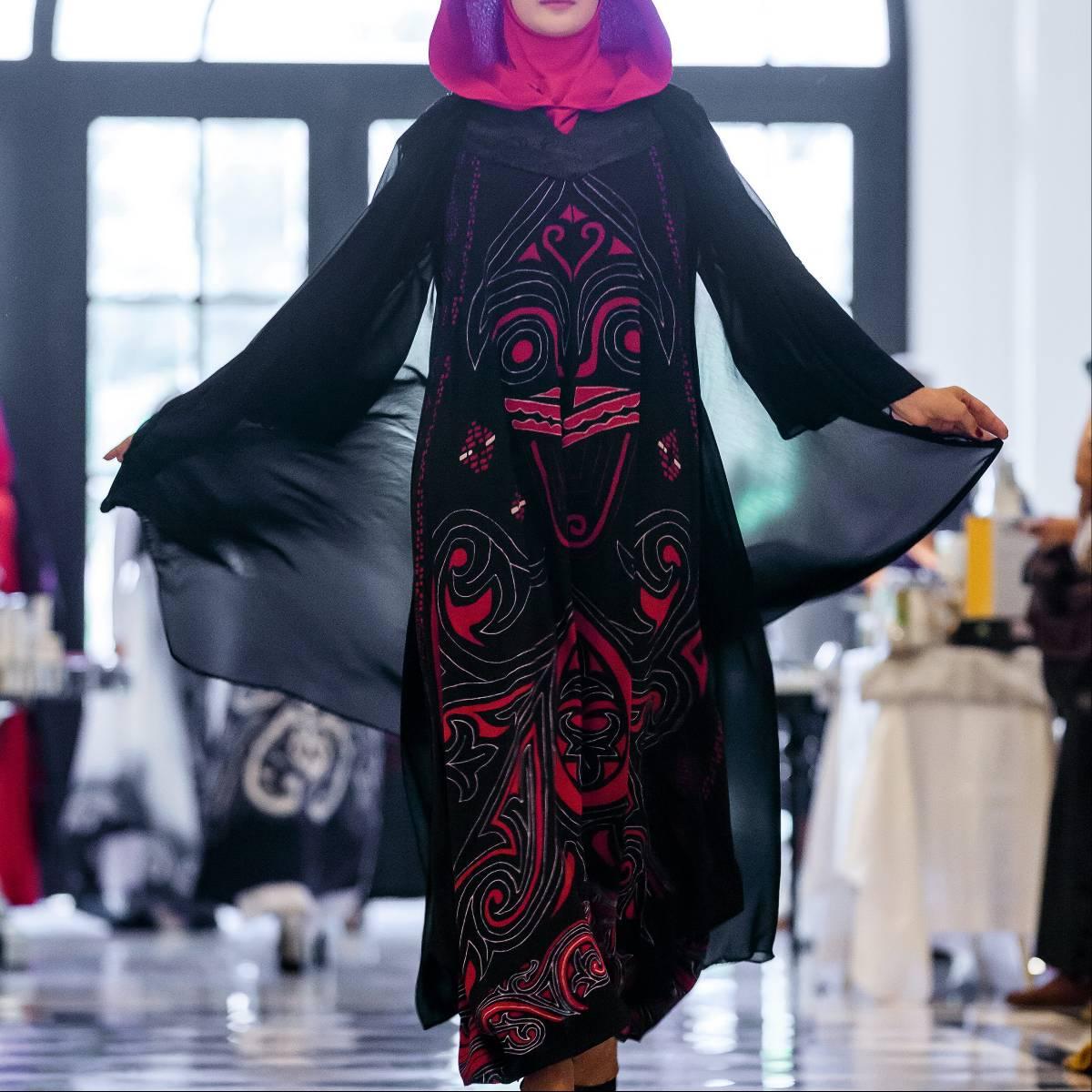 Dress Batik Gorga2