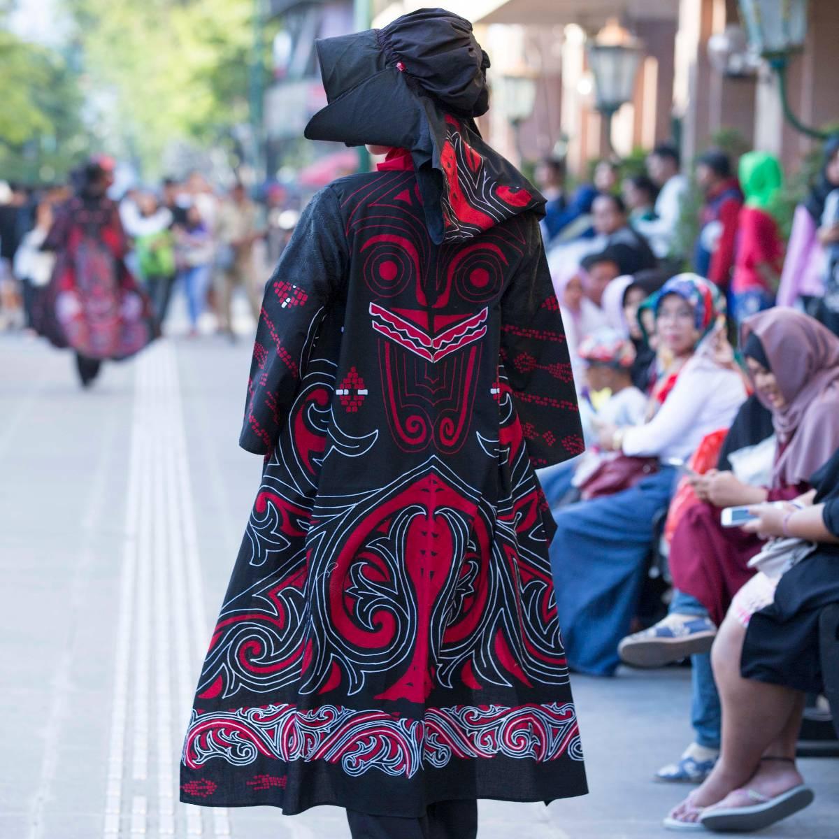 Blouse Batik Gorga1