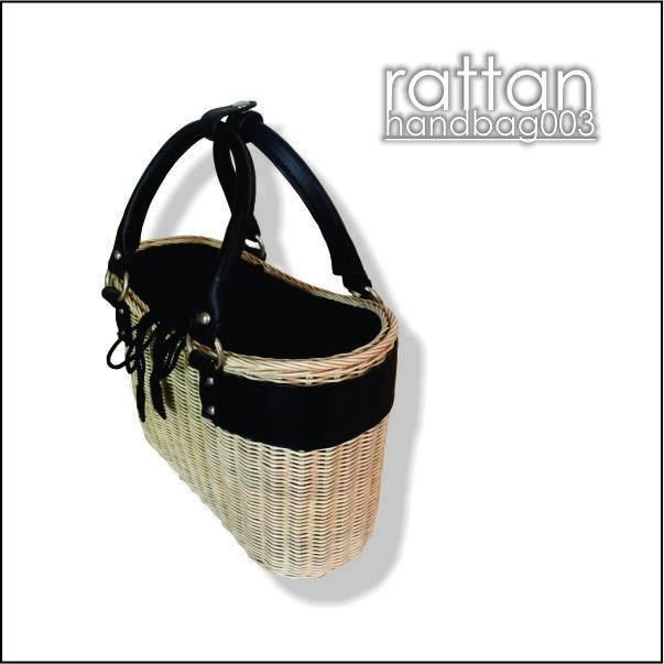 Rattan Handbag 0031