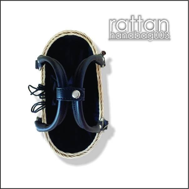 Rattan Handbag 0032