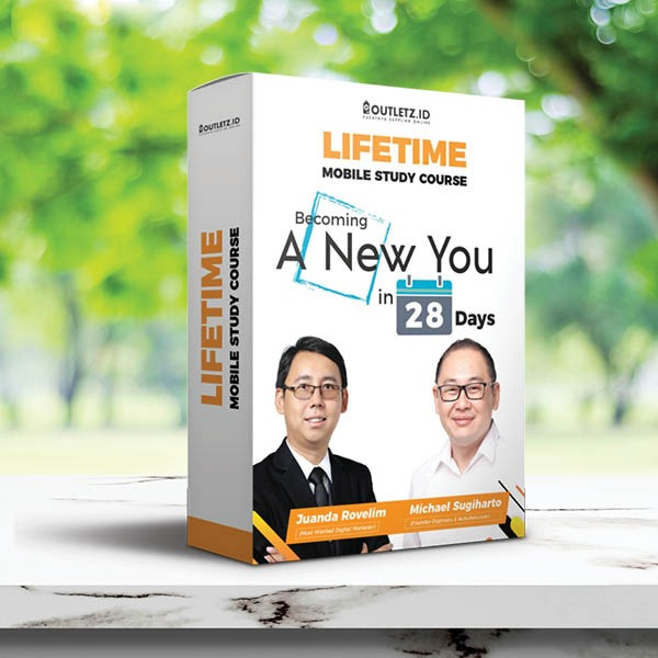 "Lifetime Mobile Study Course ""becoming A New You In 28 Days"""