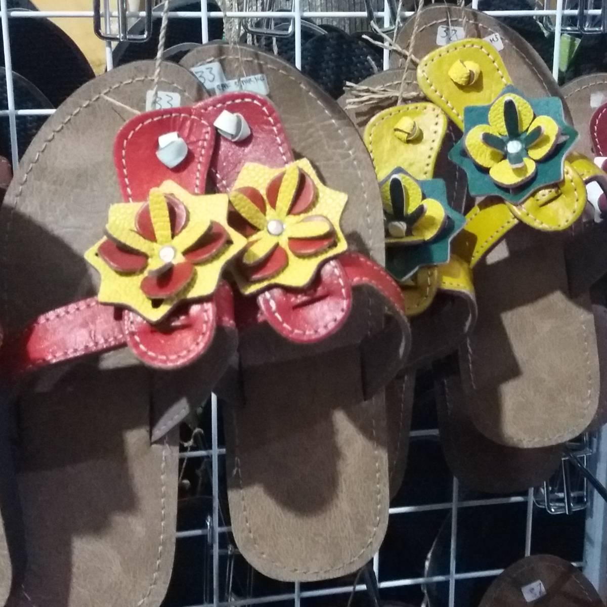 Sandal Kulit - Zea0