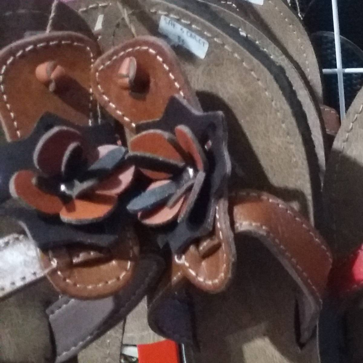 Sandal Kulit - Zea2