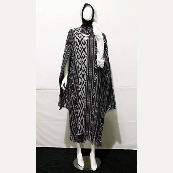 Dress Wanita Tenun Nagita
