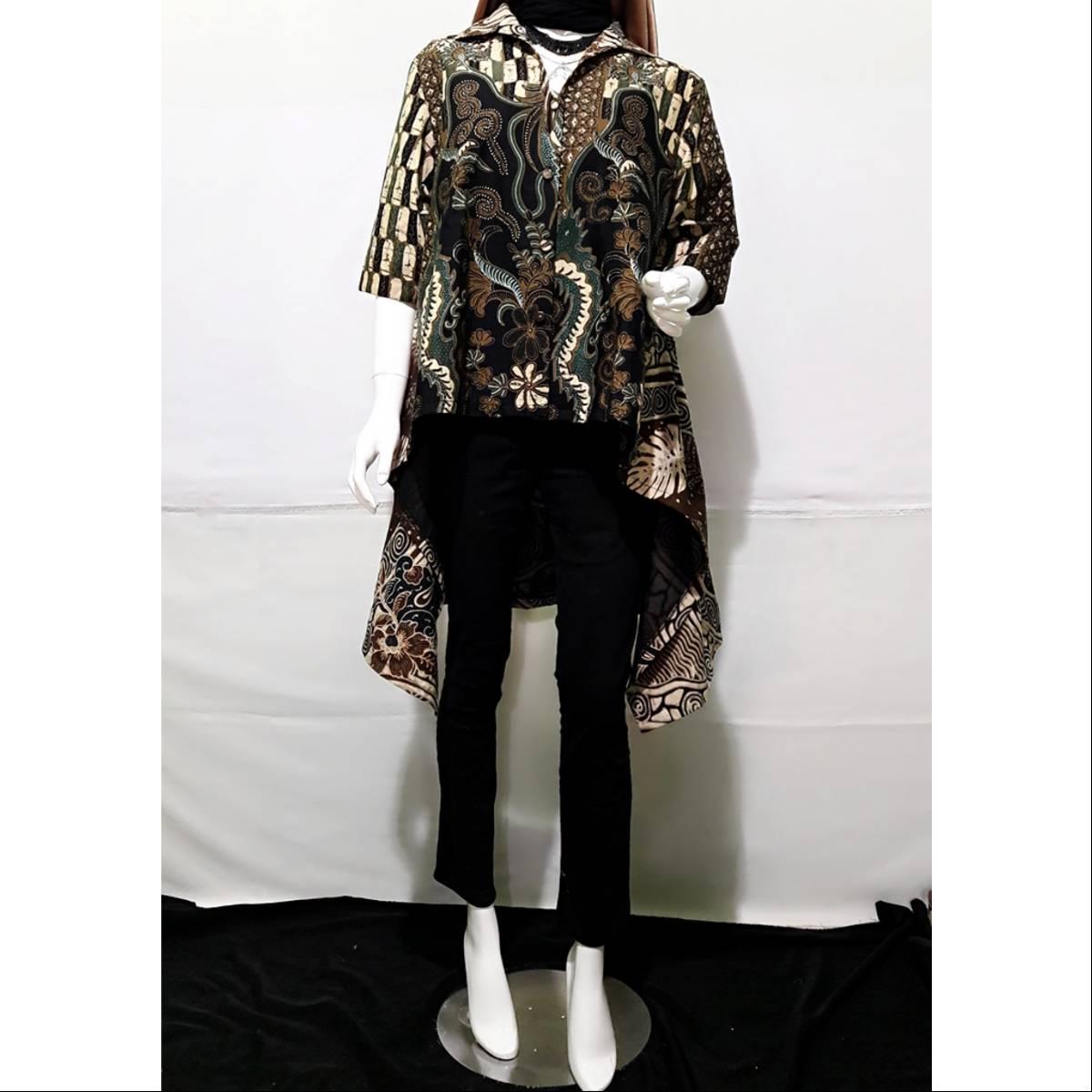 Tunik Batik Wory1