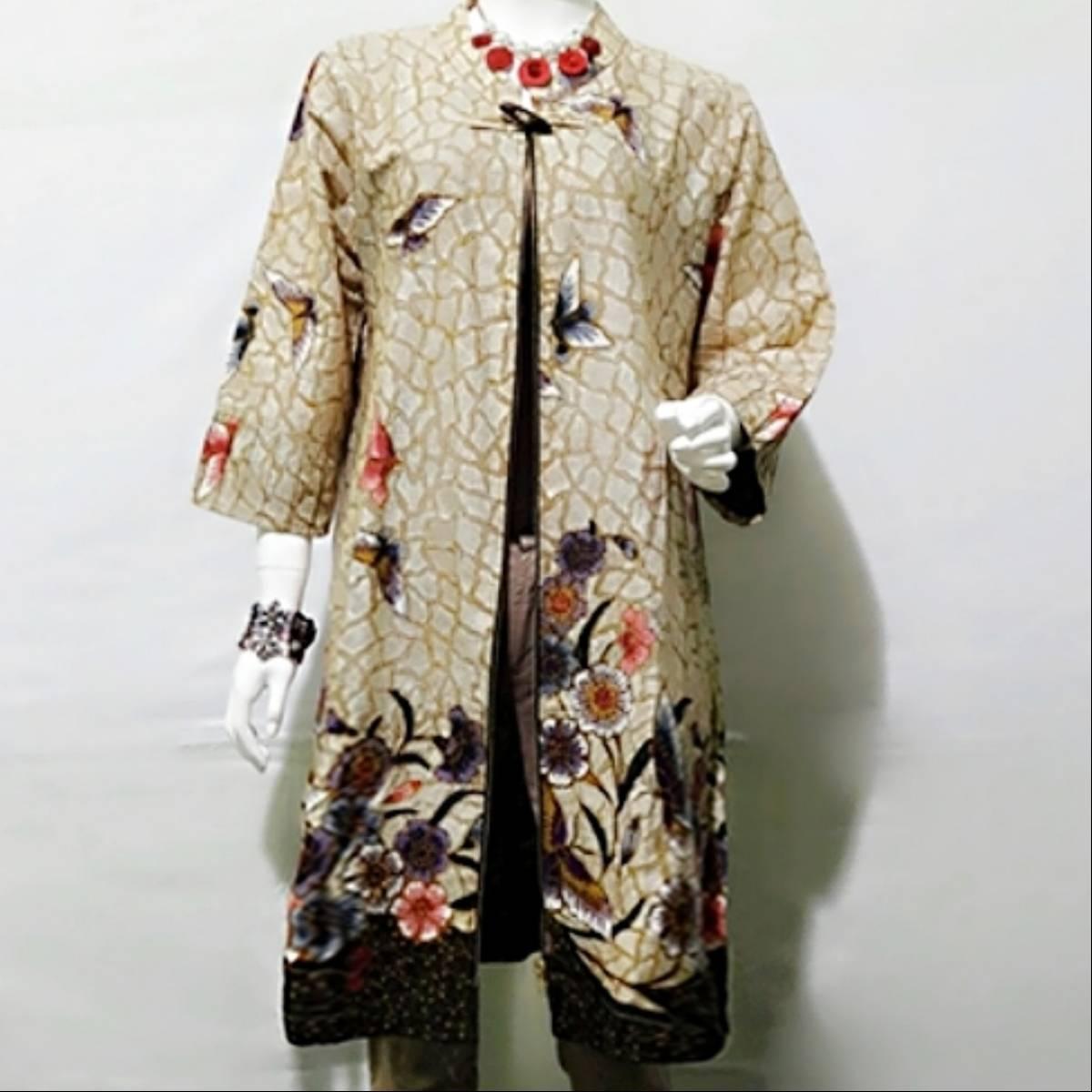 Mini Dres Batik Dobi