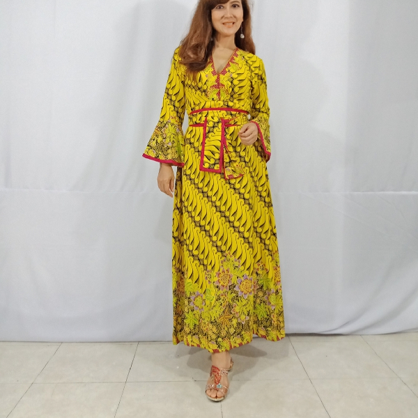Ratu Ayu Batik, Dobi Long Dress1
