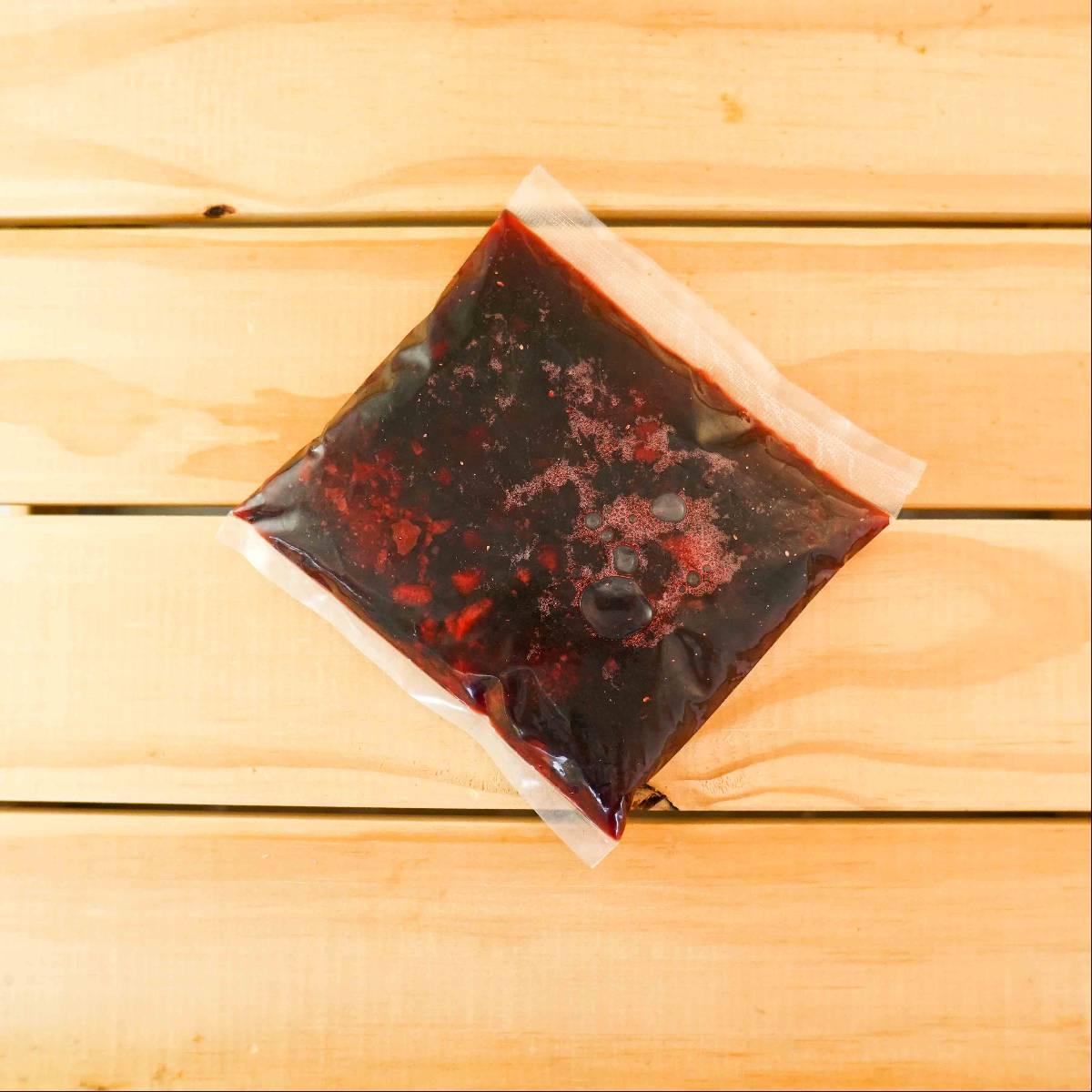 Kaaramel Juice Blackberry, Jambu 10 Pack1